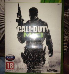 Call of Duty MW3 игра на Xbox 360