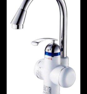 Смеситель водонагревающий