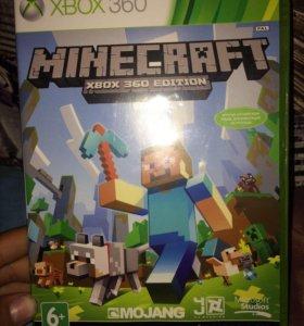 Minecraft Xbox 360 Edition игра на Xbox 360