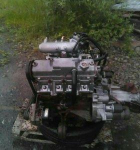 Двигатель в сборе ваз 2115