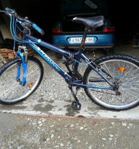 Велосипед подростковый forward titan