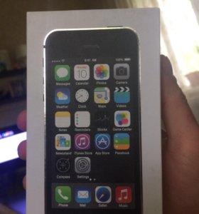 Айфон 5s на 16гб.