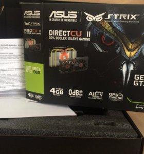 Видеокарта ASUS STRIX GTX960