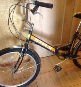 Велосипед складной. STELS 750