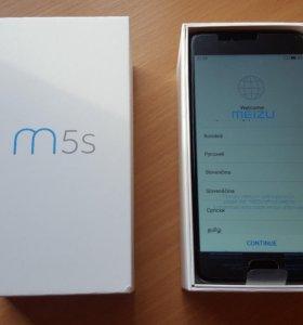 Новый Meizu M5S 3/16 Гб