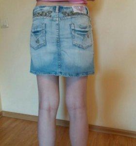 Юбка джинсовая Madonna супер 👜