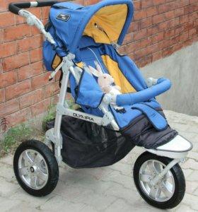 Коляска Happi Baby(Англия)