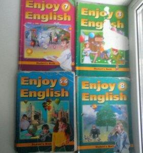 Английский язык . Биболетова