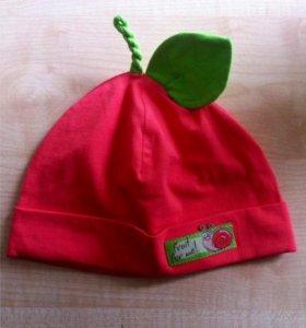 Классная шапочка-яблочко