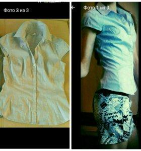 Рубашка + юбка новое 42 размер