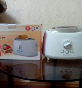 Новый тостер Supra