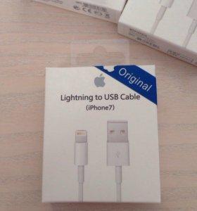 USB КАБЕЛЬ LIGHTNING APPLE