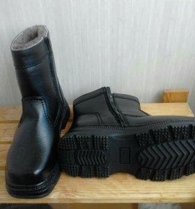 Ботинки мужские зимние 40 размер