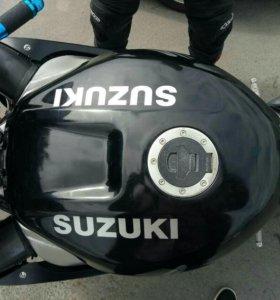 Разборка Suzuki gsxr 600