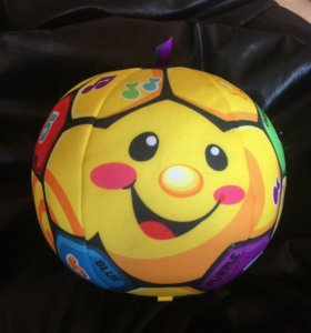 Мягкий мячик Fisher-price