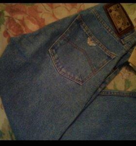 Armani ,джинсы женские, винтаж