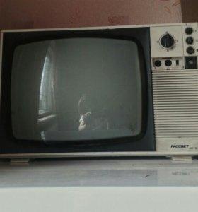 телевизор чб рабочий