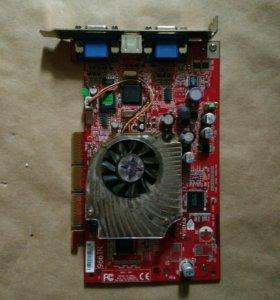 Видеокарта Geforce4 mx460