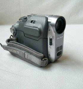 Видеокамера Sony DCR-HC22E. Япония.