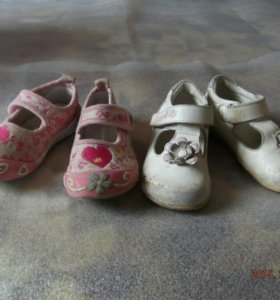 Обувь для  девочки р.24.