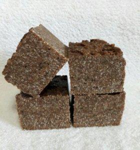 """Сахарный Скраб для тела """"Какао и корица"""""""
