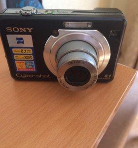 Фотоаппарат sony w100
