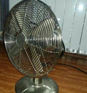 Настольный вентилятор 30см