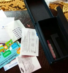 Коробка Samsung Gslaxy S3