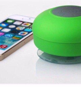 Bluetooth колонка для ванны на присоске