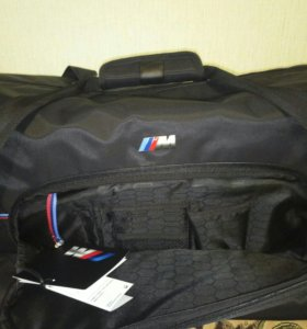 BMW M Sport Bag(спортивная сумка -оригинал)