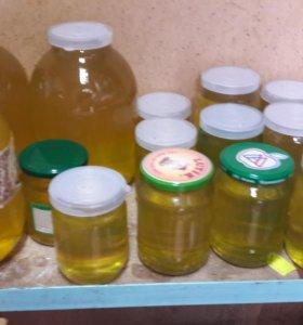 Акация мёд