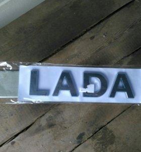 значок LADA н/о Веста