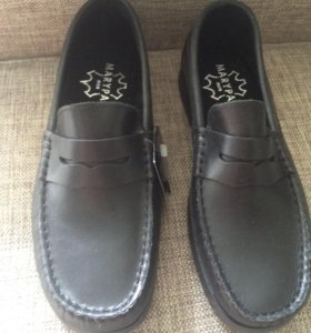Новые туфли натур кожа Испания