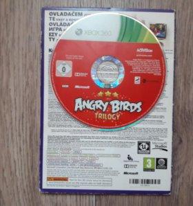 Kinect XBOX 360 сердитые птички