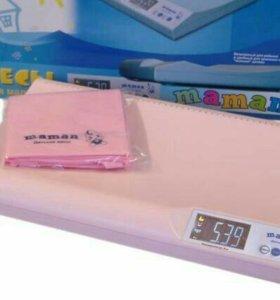 Детские весы maman sbbc 203