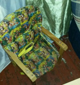 Стол со стулом детский
