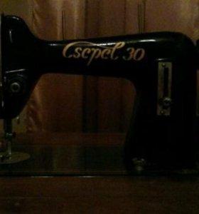 Швейная машинка чепель