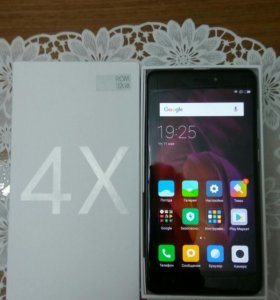 Xiaoml Redml note 4х 3гб. 32гб. Глобальный, новый