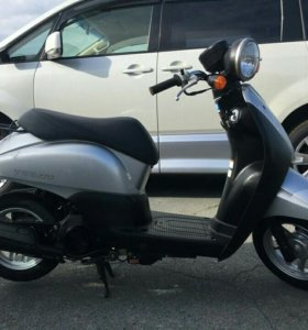 Мопед скутер из Японии Хонда Тудей (67)инжектор