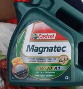 Масло моторное Castrol Magnatec 5w-30