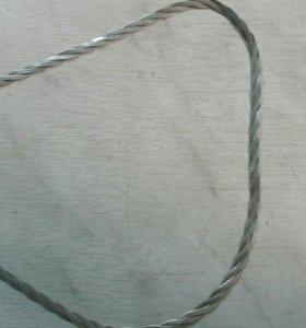 Серебренная мужская цепь 925проба