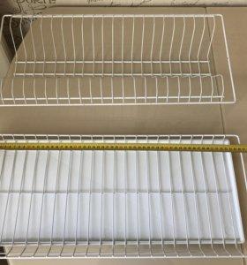 Сушилка для посуды с поддоном в навесной шкаф