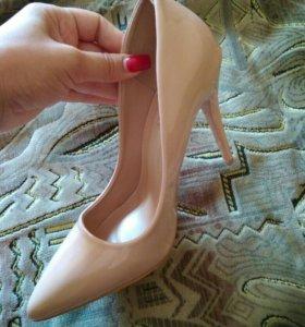 Туфли новые,не подошли по размеру
