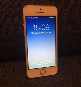 Iphone 5s 32gb в хорошем состоянии!!