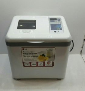 Хлебопечка lg hb1001