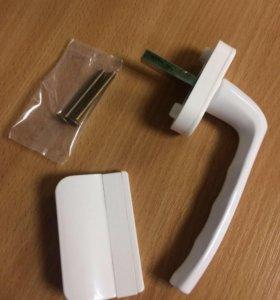 Ручки для окон пластиковых ПВХ, замена, ремонт