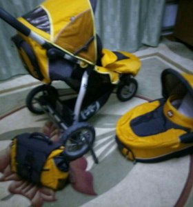 Детская коляска Х Lander