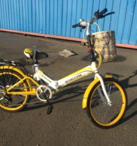 """Складные велосипеды 20-27"""" горные-класические"""