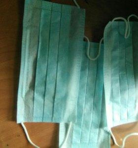 3 маски для врачей или кто болеет