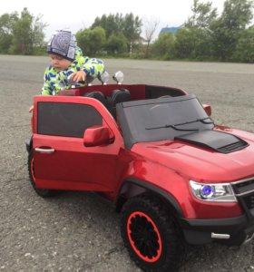 Детские Электромобили 4WD